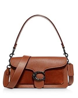 COACH - Tabby Leather Shoulder Bag