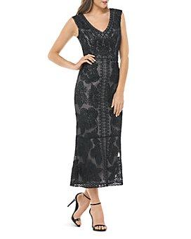 JS Collections - Beaded Soutache Dress