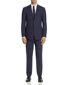 Theory - Chambers & Mayer Tonal Check Slim Fit Suit Separates