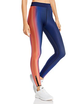 COR designed by Ultracor - Printed Ankle Leggings