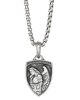 David Yurman - St. Michael Amulet