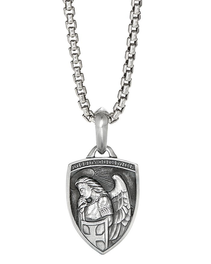 David Yurman - St. Michael Amulet