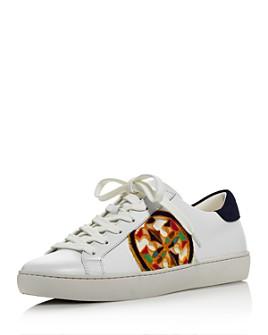 Tory Burch - Women's Logo Platform Sneakers