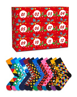 Happy Socks - Twelve-Days Gift Box