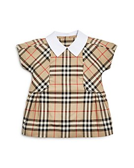 Burberry - Girls' Robyn Vintage Check Dress - Baby