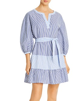 Parker - Jenna Combo Stripe Dress