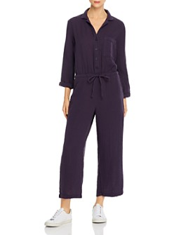 Velvet by Graham & Spencer - Penelope Wide-Leg Jumpsuit