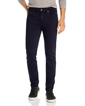 7 For All Mankind - Adrien Luxe Sport Tapered Fit Jeans in Varney