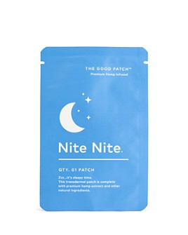 The Good Patch - Hemp-Infused Nite Nite Patch