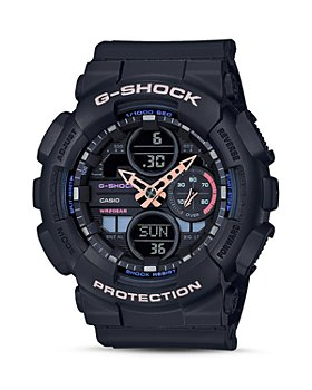 G-Shock - S Series Analog-Digital Watch, 45.9mm