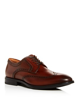 Kenneth Cole - Men's Futurepod Leather Wingtip Oxfords