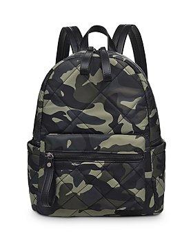 Sol & Selene - Mini Motivator Quilted Nylon Backpack
