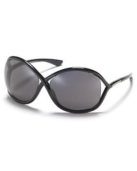 Tom Ford - Women's Whitney Oversized Round Sunglasses, 67mm
