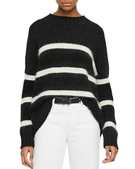 ALLSAINTS - Siddons Striped Sweater
