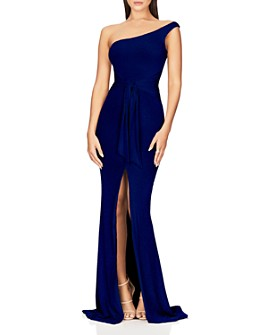 Nookie - Luna One-Shoulder Gown