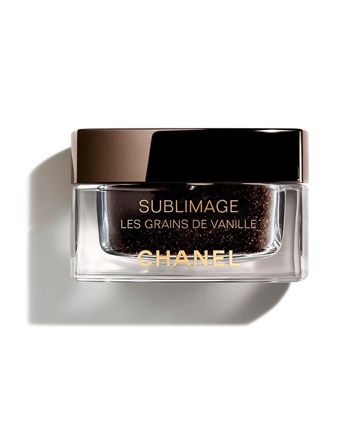 CHANEL - SUBLIMAGE LES GRAINS DE VANILLE Purifying and Radiance-Revealing Vanilla Seed Face Scrub