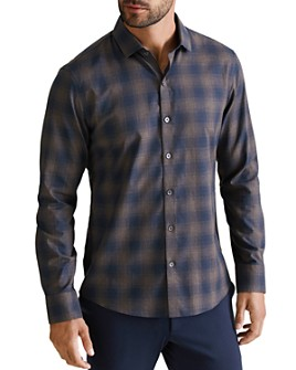 Zachary Prell - Cobo Regular Fit Plaid Shirt