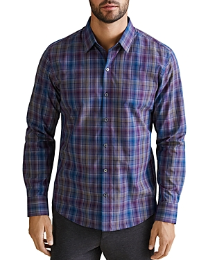 Zachary Prell Kong Regular Fit Shirt