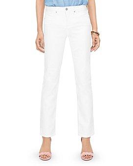 NYDJ - Sheri Slim Jeans in Optic White