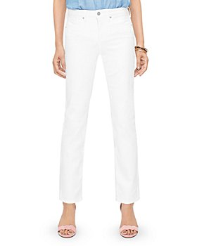 NYDJ - Sheri Slim Jeans in Optic White