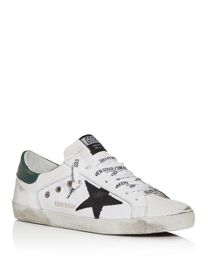 Deluxe Brand Men's Super-Star Low Top Sneakers