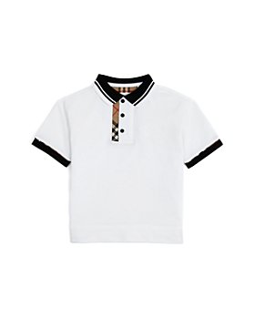 Burberry - Boys' Archie Vintage Check Polo Shirt - Little Kid, Big Kid