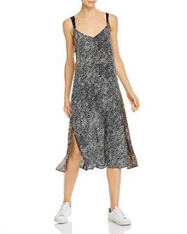 rag & bone - Colette Printed-Silk Slip Dress