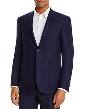 Canali - Siena Textured Weave Classic Fit Sport Coat