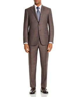 Canali - Siena Sharkskin Classic Fit Suit