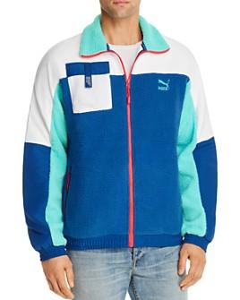 PUMA - XTG Trail Color-Block Zip Up Jacket