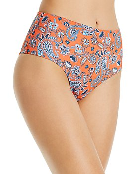 Verdelimon - Angeles Floral-Print Bikini Bottom