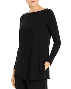Eileen Fisher - Boat-Neck Tunic