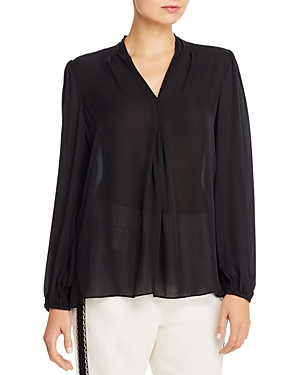 Kobi Halperin Tops BELLA SILK BLOUSE