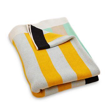 Dusen Dusen - Stripe Knit Throw
