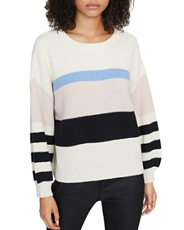 Sanctuary - Playful Striped Sweater