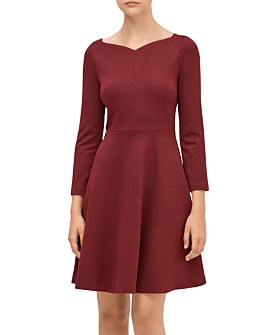 kate spade new york - Sparkle Ponte Dress