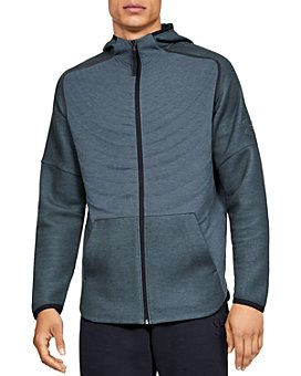 Under Armour - Move-Light Color-Block  Radial Hoodie