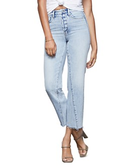 Good American - Good Vintage Straight Jeans in Blue361