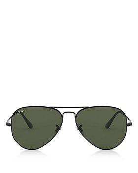 Ray-Ban - Men's Aviator Sunglasses, 62mm