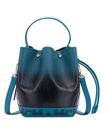 MCM - Milano Ombré Bucket Bag