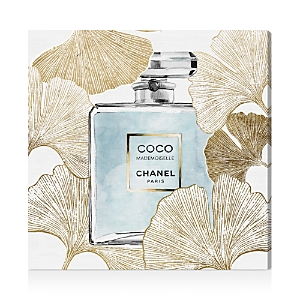 Oliver Gal Gold Bloom Perfume Wall Art, 30 x 30