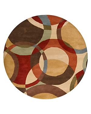 Surya Forum Fm-7108 Round Area Rug, 6' x 6'