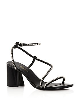 3.1 Phillip Lim - Women's Drum Crystal-Embellished Strappy Sandals