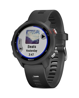 Garmin - Forerunner 245 Music Smartwatch, 43mm