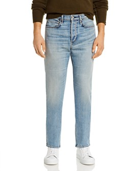 rag & bone - Fit 3 Straight Fit Jeans in Hayes