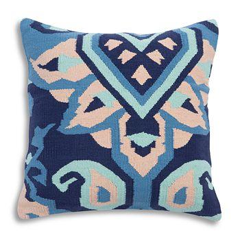 """John Robshaw - Niyata Decorative Pillow, 20"""" x 20"""""""