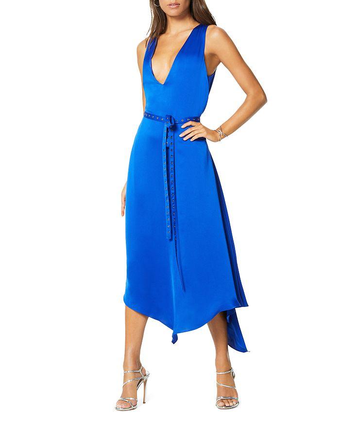 Ramy Brook - Larkin Tie-Waist Midi Dress