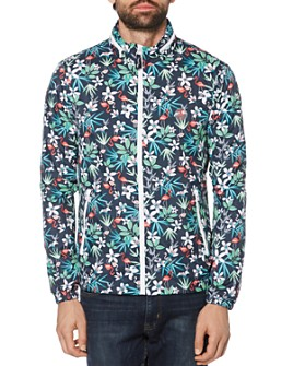Original Penguin - Floral Slim Fit Jacket