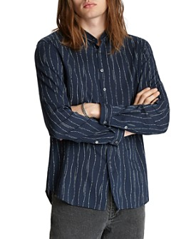 John Varvatos Collection - Printed Classic Fit Shirt