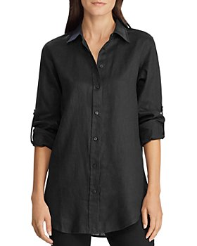 Ralph Lauren - Linen Button-Down Shirt